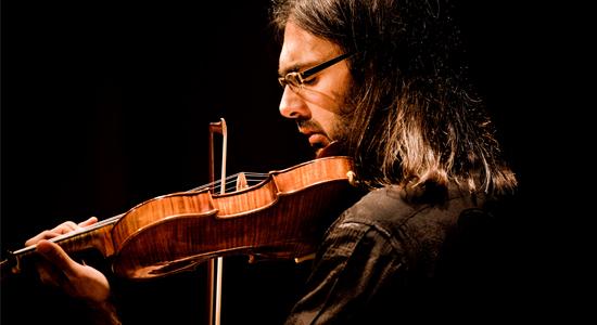 Leonidas Kavakos (Credit Marco Borggreve)